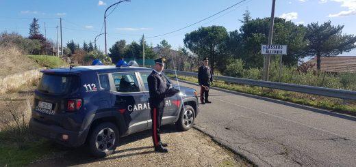 carabinieri cassano ionio
