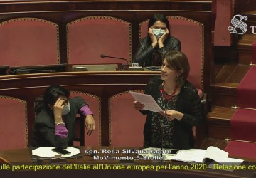 abate in parlamento