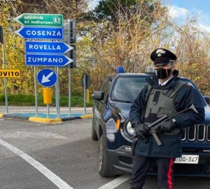 carabinieri zumpano